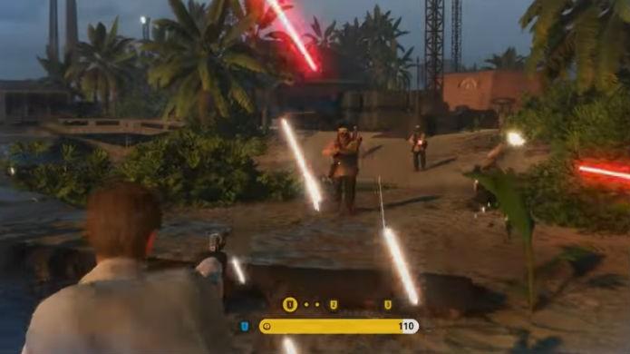 Star Wars Battlefront: Scarif fecha de forma competente um jogo de conteúdo limitado (Foto: Divulgação/EA)