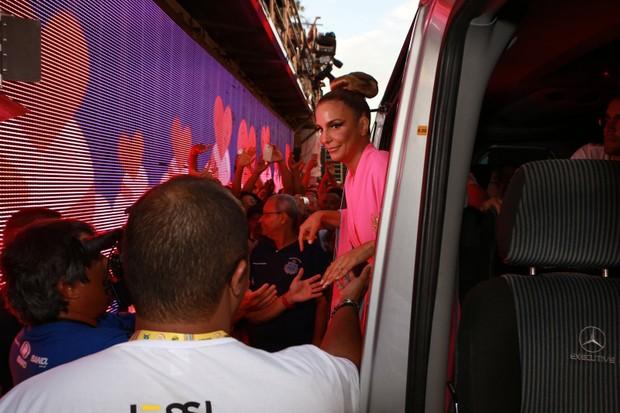 Ivete Sangalo (Foto: Dilson SIlva /AgNews)