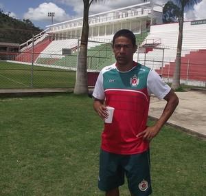 Renato Carioca, técnico do Real Noroeste (Foto: Marcelo Pereira)