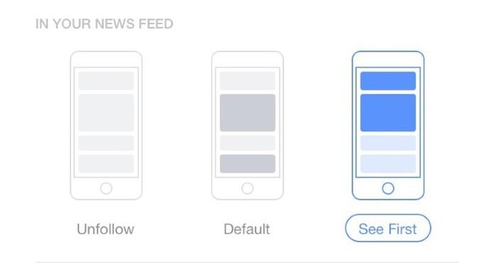 Não será possível saber qual conteúdo é considerado 'prioritário' por um usuário (Foto: Reprodução/Adweek)