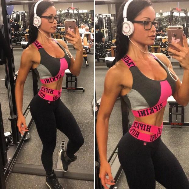 Fernanda D'ávila (Foto: Instagram / Reprodução)
