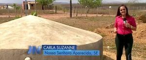 Solidariedade ajuda moradores do sertão sergipano a enfrentar a seca na região (Divulgação / TV Sergipe)