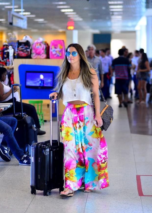 Viviane Araújo (Foto: William Oda / AgNews)