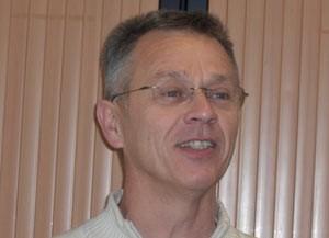 O autor Gilles Guilleron (Foto: Divulgação)