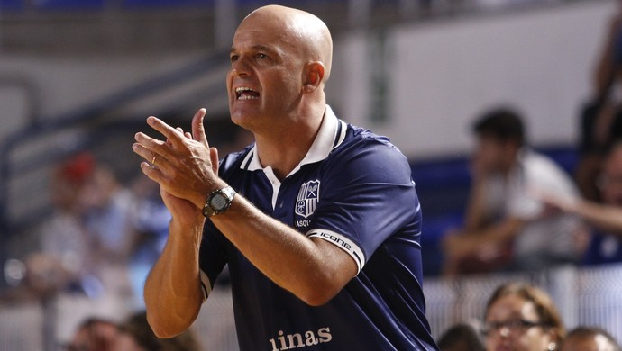 Luiz Fernando; Minas  (Foto: Orlando Bento/Minas )