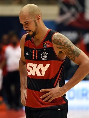 Flamengo x Pioneros - Marquinhos - Liga das Américas de basquete (Foto: Fiba Americas)