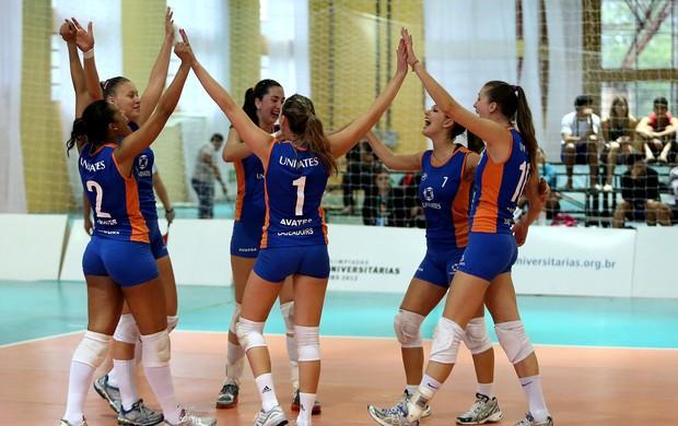 RS chega à final feminina do vôlei com atleta da Seleção (Foto: Satiro Sodre/AGIF/COB)
