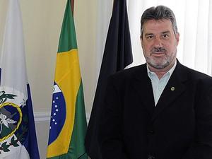 Demerval Barbosa Moreira Neto - prefeito de NOva Friburgo, RJ (Foto: Divulgação)