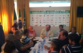 FNF antecipa tabela e Campeonato Potiguar 2017 inicia dia 15 de janeiro