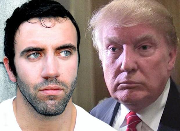 O ator Daniel Thomas Trump e o presidente dos EUA, Donald Trump (Foto: Reprodução)