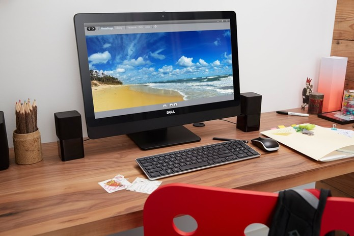 All-in-One da Dell é o produto com maior desconto da fabricante (Foto: Divulgação/Dell)
