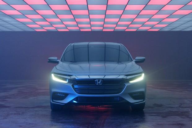 Protótipo Honda Insight 2019 (Foto: divulgação)