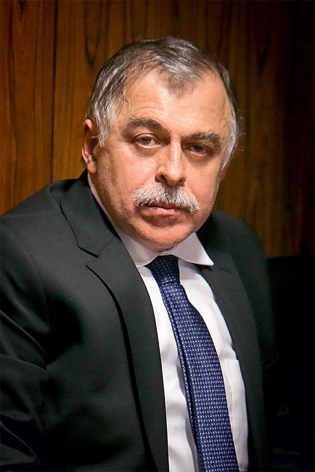 PRESSÃO Paulo Roberto Costa. Em sua delação, ele tem muito a perder se esconder informações da polícia (Foto: Sergio Lima Folhapress)