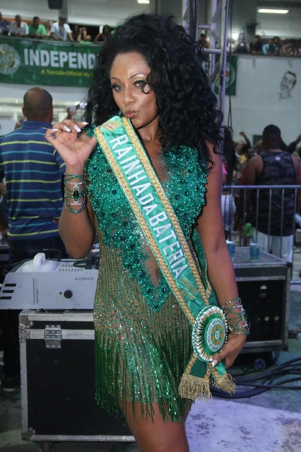 Camila Silva (Foto: Daniel Pinheiro / AgNews )