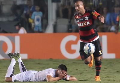 Emerson Sheik Flamengo (Foto: RODRIGO GAZZANEL/ESTADÃO CONTEÚDO)