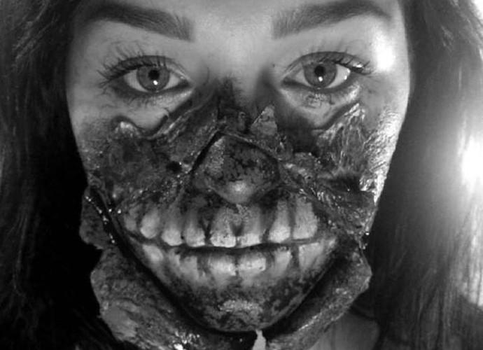 Maquiagens assuatoras não faltaram no Halloween (Foto: Divulgação)