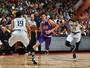 Lonzo sente dores e é poupado, mas Lakers vão à final da Liga de Verão