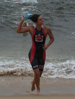 Lila Tavares, aquathlon (Foto: Divulgação/Pauta Livre)