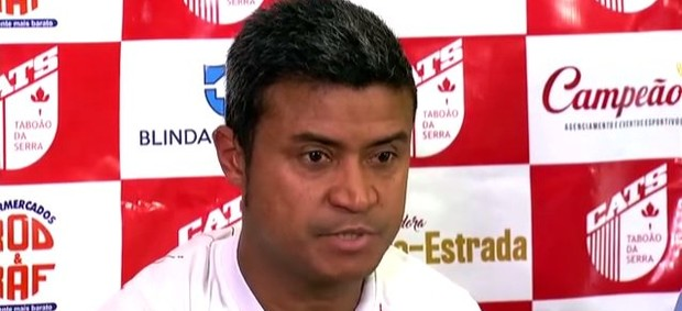 Adriano Gabiru, Taboão da Serra