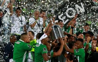 Atlético Nacional é o quarto time confirmado no Mundial de Clubes