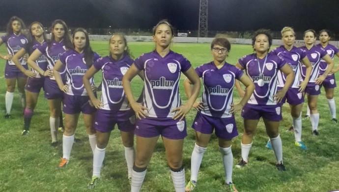 rugby, dona maria rugby, ceará (Foto: Divulgação/Dona Maria Rugby)