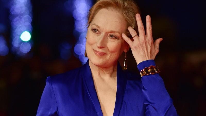 Meryl Streep é uma das artistas mnais premiadas da história do cinema. (Foto: Divulgação)