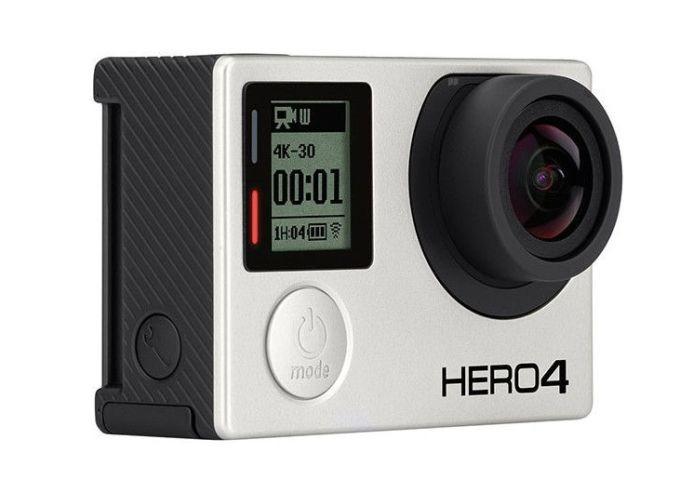 GoPro Hero4 teve informações reveladas antes do lançamento (Foto: Divulgação)