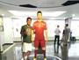 """Ex-Santos veste a 10 de time apoiado por Museu CR7: """"Responsabilidade"""""""