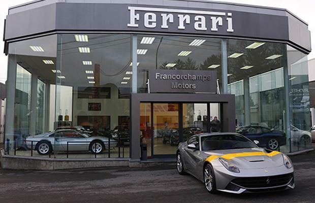 Ferrari F12 Berlinetta (Foto: Divulgação)