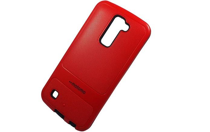 Capa tem textura para evitar que celular escorregue nas mãos (Foto: Divulgação/Motomo)