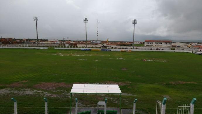 Estádio Brejeirão (Foto: Reginaldo Goveia/FSF)