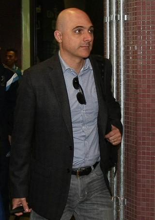 Mauricio Galiotte, vice-presidente do Palmeiras  (Foto: Cesar Greco/Ag Palmeiras/Divulgação)