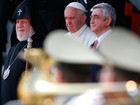 Papa apela por 'responsabilidade' na Europa para garantir a convivência