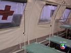 Em guerra contra Aedes, Exército monta hospitais de campanha em MS