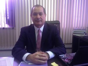 Juiz Augusto Cesar Leite sugere busca por atendimento (Foto: John Pacheco/G1)