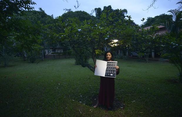 A professora Carla Simone Castro, que procurou a colunista Cristiane Segatto, pedindo que ela fizesse uma reportagem sobre os riscos e benefícios dos anticoncepcionais (Foto: ÉPOCA)