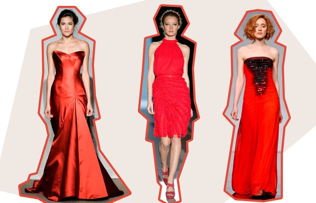 Vestidos de festa: 10 looks vermelhos atemporais para convidadas (Foto: ImaxTree)