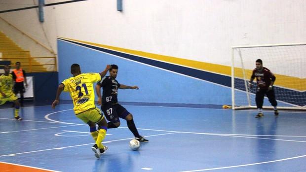 São José Futsal Rio Preto (Foto: Quarttus Marketing)