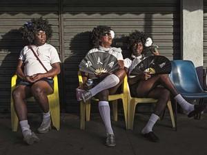 Livro explora história e curiosidades de blocos como a Banda de Madureira (Foto: André Arruda / Divulgação)