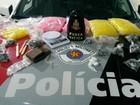 Homem é preso com drogas em operação da Polícia Militar em Marília