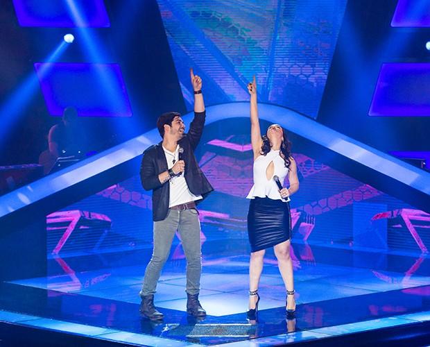 Kiko e Jeanne 3 - Audição 2 (Foto: Isabella Pinheiro/TV Globo)