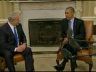 Em encontro com Obama, Netanyahu diz que Israel quer a paz