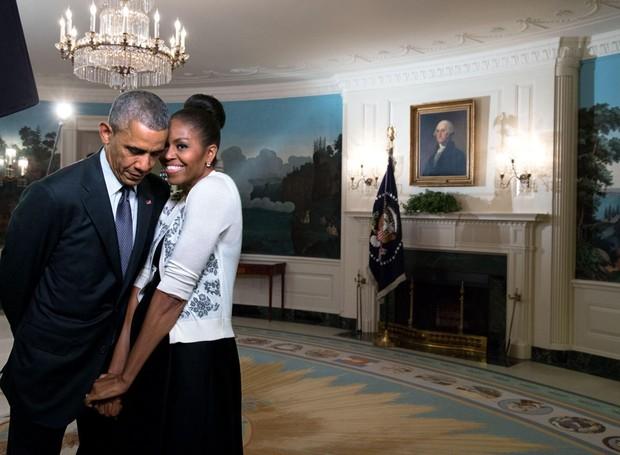 decoração-casa-branca-obama (Foto: Divulgação/The White House)