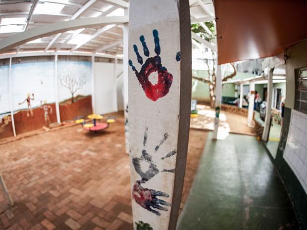 Escola Lumiar, em SP (Foto: Raul Zito/ G1)
