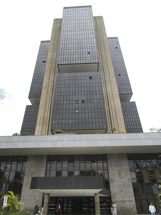 Banco Central (Foto: Breno Fortes/CB/D.A Press)
