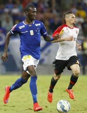 Allano, atacante do Cruzeiro (Foto: Gualter Naves / Light Press)
