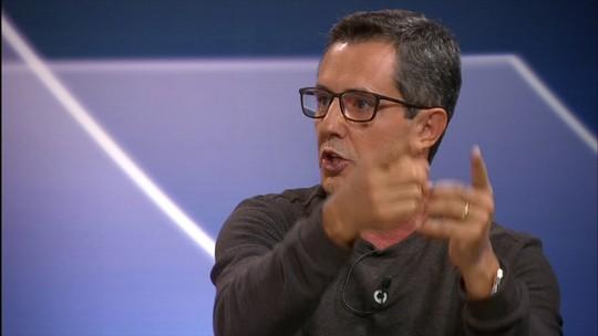 """Lino vê precaução do Real com joia do Fla: evitar perder mais um """"Neymar"""""""