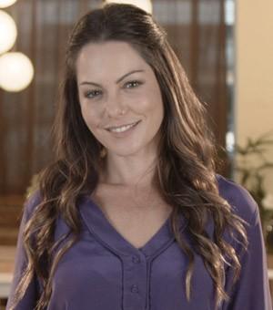 Diana Bouth, apresentadora da websrie Minha Vida Anda, de Bibi Calados (Foto: Rodrigo Montenegro)