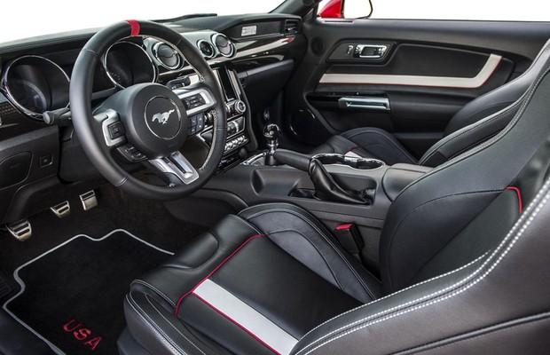 Ford Mustang Apollo Edition (Foto: Divulgação)