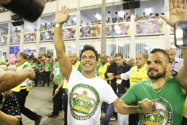 Zezé Di Camargo e Luciano (Foto: Roberto Teixeira / EGO)